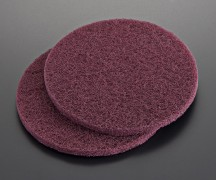 Red Abrasive Pads