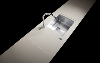 Sink super stainless